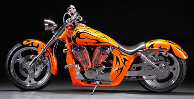 Custom Vinyl Motorcycle Wraps & Graphics from Lonestar Wraps